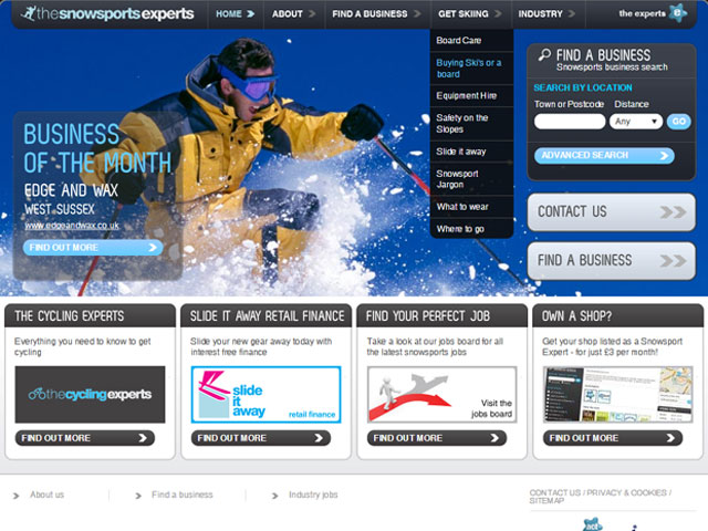 The Snow Sports Experts