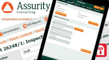 Assurity Consulting <br />Site Visit App