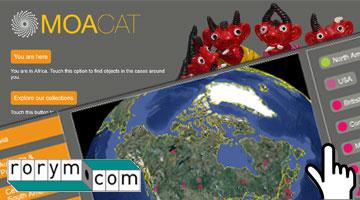 MOACat Museum Interactive